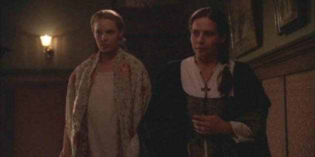 Сериал «Сумеречная зона» 2002 года: Колыбель тьмы