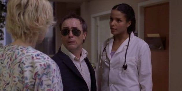 Сериал «Сумеречная зона» 2002 года: Эффект плацебо