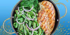 10 очень вкусных блюд из стручковой фасоли
