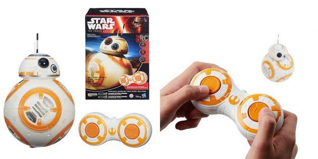 Роботы для детей и взрослых: Hasbro BB-8
