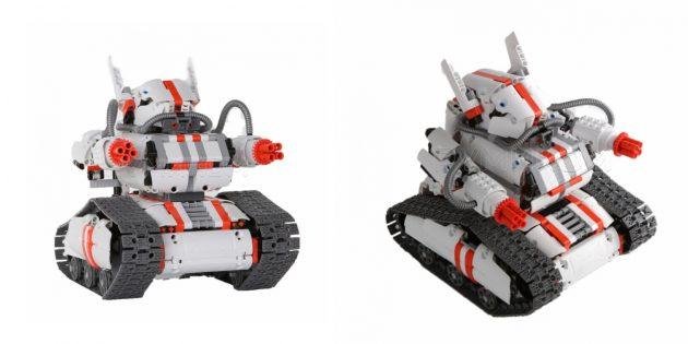 Роботы для детей и взрослых: гусеничный Xiaomi Mi Bunny Block Robot