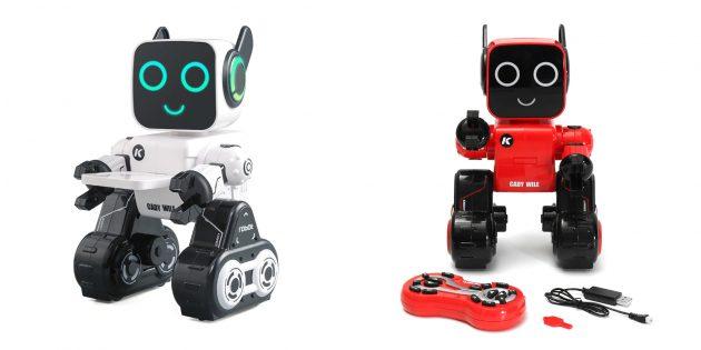 Роботы для детей и взрослых: JJRC R4