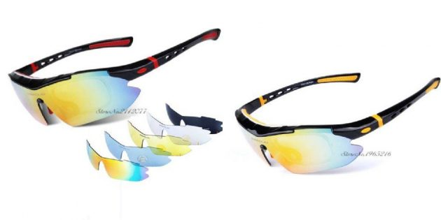 Поляризационные солнечные очки