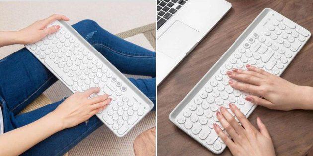Bluetooth-клавиатура от Xiaomi