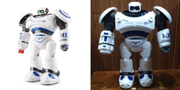 Роботы для детей и взрослых: JJRC R1