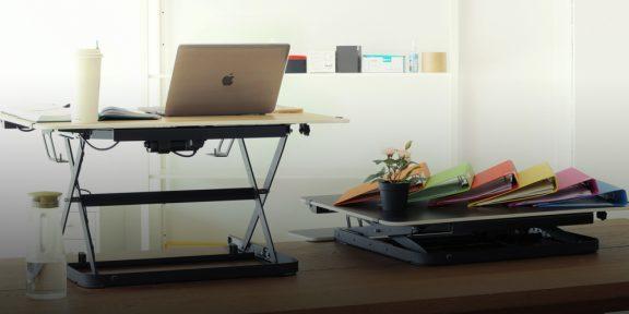 Штука дня: мини-столик для ноутбуков и ПК, который поможет улучшить осанку