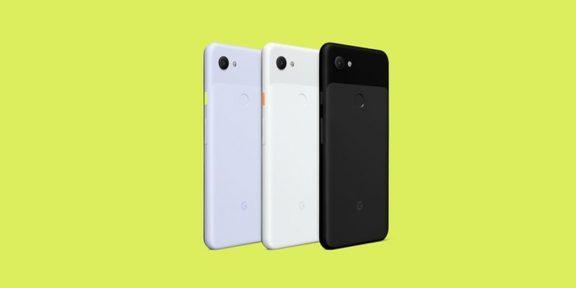 Google анонсировала бюджетные Pixel 3a и Pixel 3a XL