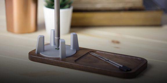 Штука дня: Hoverpen — первая в мире левитирующая ручка