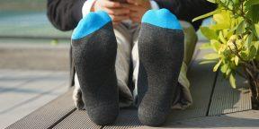 Штука дня: носки, которые можно носить 6 дней подряд