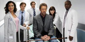 20 лучших сериалов про врачей