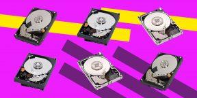 Как восстановить жёсткий диск