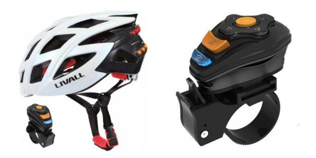 Гаджеты для велосипедов: Смарт-шлем