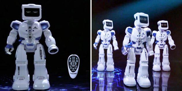Роботы для детей и взрослых: Syma K3