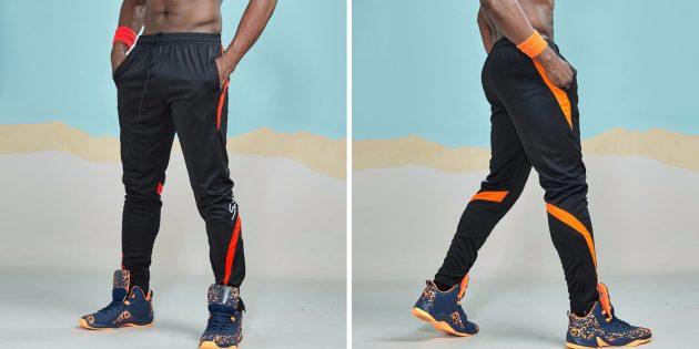 Спортивные брюки от Aimpact