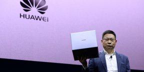 Microsoft перестанет поставлять Windows для ноутбуков Huawei