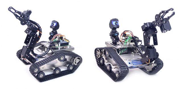 Роботы для детей и взрослых: XiaoR_GEEK Black A1