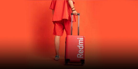 Xiaomi выпустила чемодан Redmi, который легко раскрыть на досмотре
