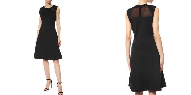 Коктейльное платье от DKNY