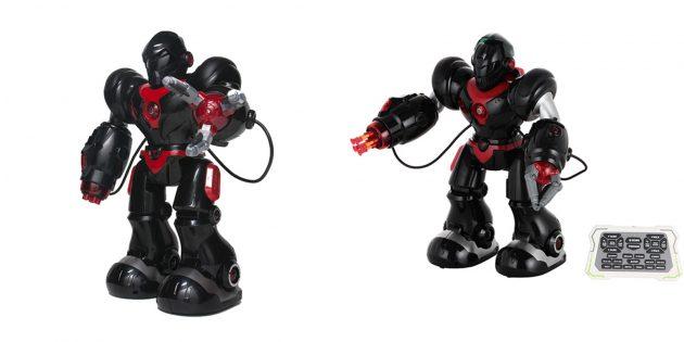 Роботы для детей и взрослых: R-Wings RWG200