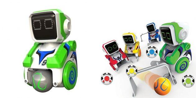 Роботы для детей и взрослых: Silverlit «Кикабот»