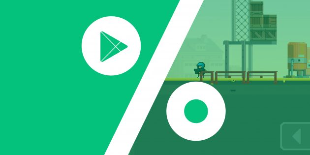 Бесплатные приложения и скидки в Google Play 14 мая