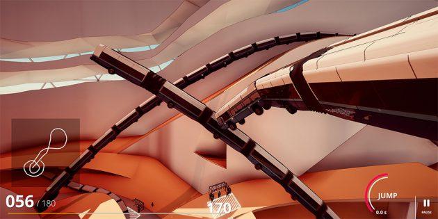 Игра дня: Snakeybus — бодрая «Змейка» на автобусах и в 3D