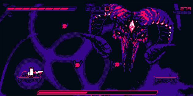 Игра дня: Hell is Other Demons — ретро-путешествие в ад под тяжёлую электронную музыку