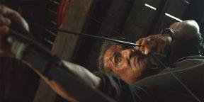 Вышел первый трейлер фильма «Рэмбо: Последняя кровь»