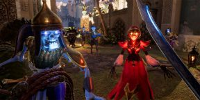 В Epic Games Store раздают приключенческий экшен про проклятый город City of Brass
