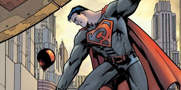 Неожиданные версии супергероев: «Супермен: Красный сын» — сверхчеловек помогает Сталину