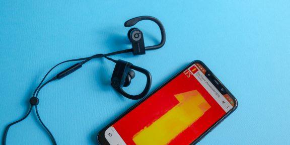 Обзор Beats Powerbeats3 Wireless — беспроводных спортивных наушников от знаменитого бренда