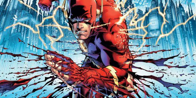 Неожиданные версии супергероев: «Флэшпоинт» — все не на своих местах