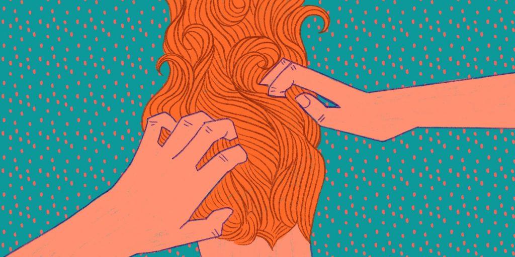 Чешется голова после мытья: причины и устранение