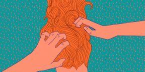Почему чешется голова и как избавиться от зуда