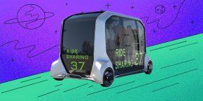 Летающие такси и умные дороги: 9 концептов городского транспорта, которые изменят нашу жизнь