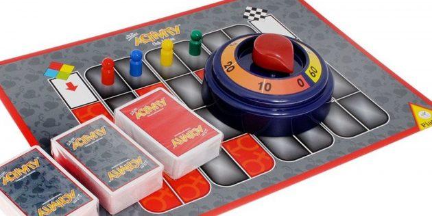 Настольные игры для двоих: «Активити» для взрослых