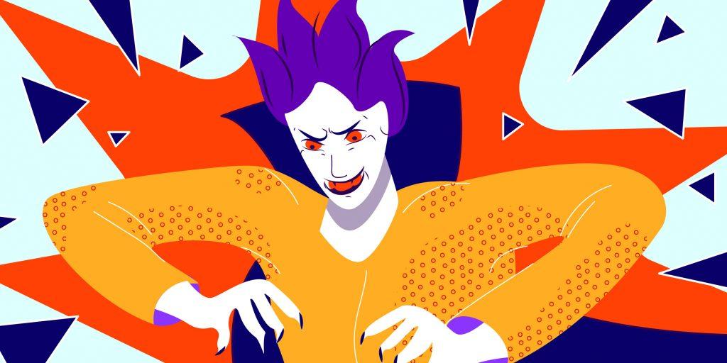 Энергетический вампир, признаки. Как определить и распознать энергетического вампира.