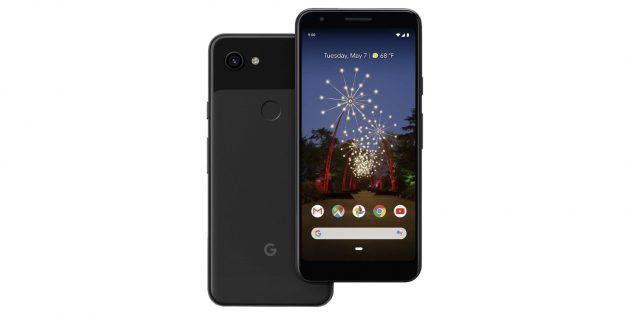 Google Pixel 3a и 3a XL