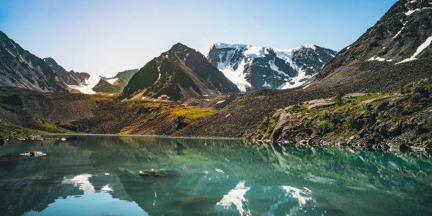 Кучерлинские озёра, Алтай