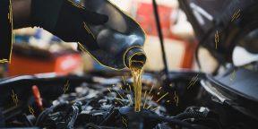 Когда нужна промывка двигателя при замене масла