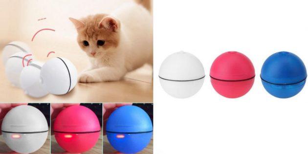 Светодиодная игрушка для кошек
