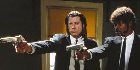 Хичкок и «Флинтстоуны»: что вдохновляло Квентина Тарантино при создании «Криминального чтива»