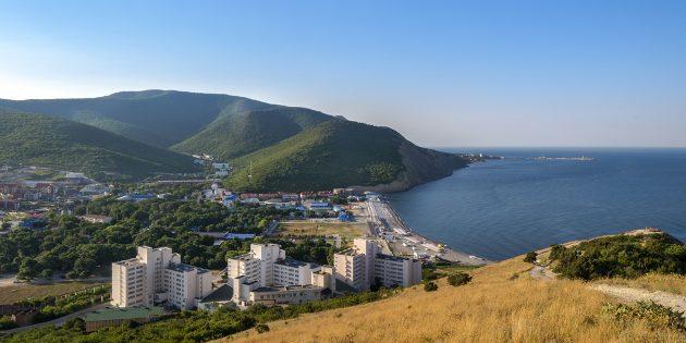 Сукко, Краснодарский край