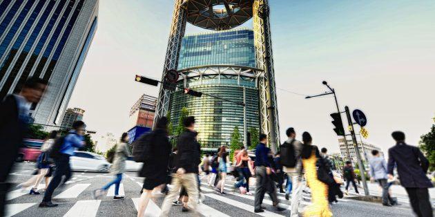 Достопримечательности Южной Кореи: улица Чонно в Сеуле