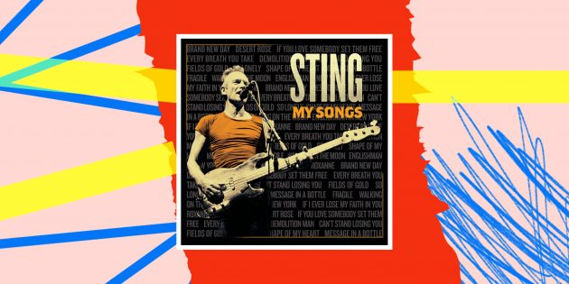 Sting — My Songs