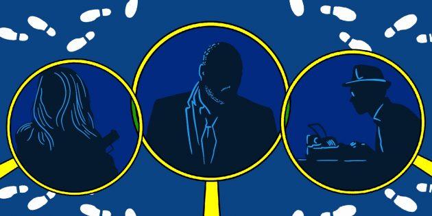 Что заставляет нас читать детективы взахлёб: современный герой