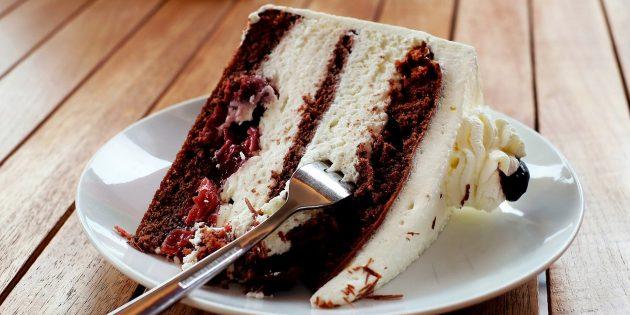 Чем смазывать коржи для торта: 5 вкусных кремов и начинок