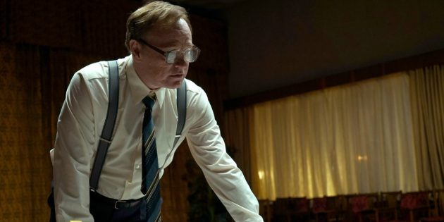 Сериал «Чернобыль»: Буквально с первых же кадров те, кто застал восьмидесятые, узнают самые типичные бытовые моменты