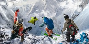 Ubisoft раздаёт экстрим-симулятор Steep: сноуборд, лыжи и не только