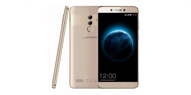 Смартфон Leagoo T8s